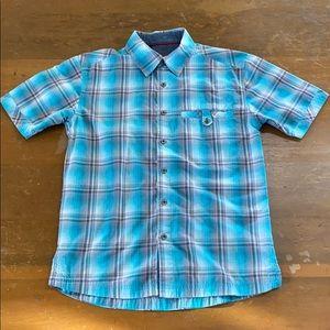 Dakota Grizzly Men's Dress Shirt Sz M